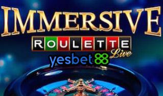 에볼루션 룰렛이 카지노 룰렛의 트렌드를 바꾸었습니다 Immersive Roulette